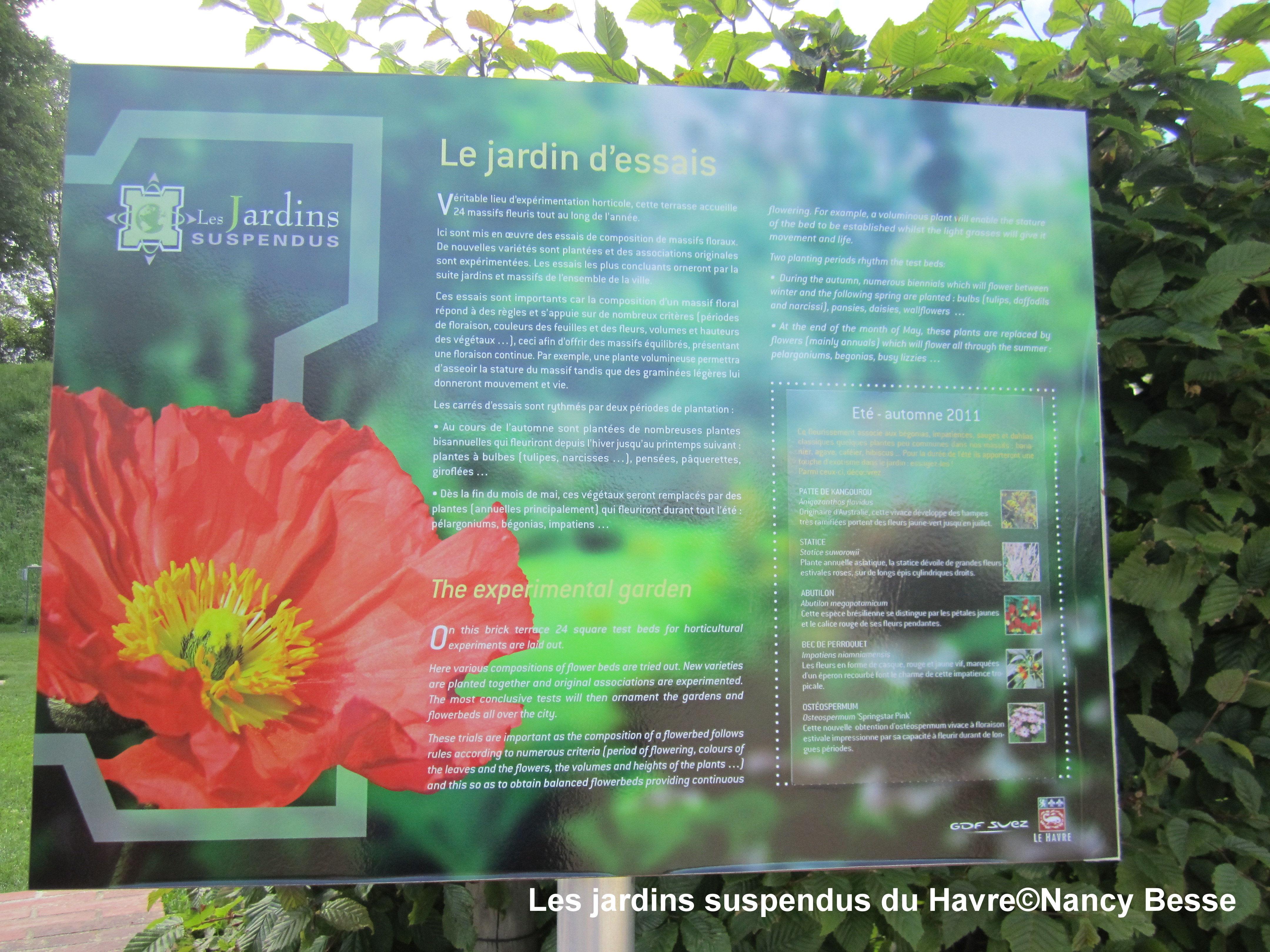Voyagez stylées : Les jardins suspendus du Havre 08