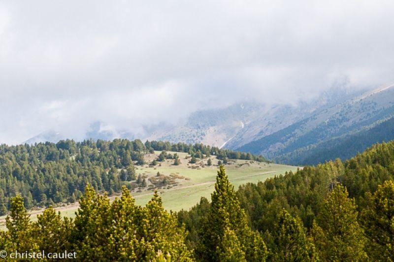 Des paysages magnifiques depuis les sommets pyrénéens