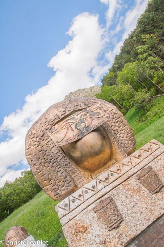 Des œuvres d'art en Andorre