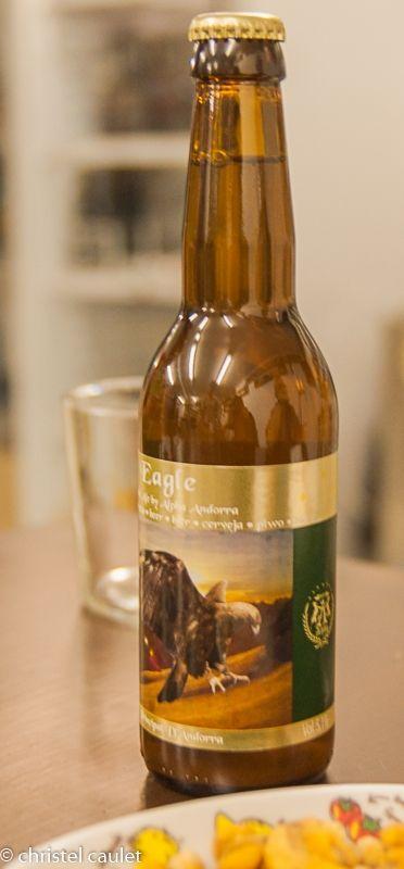 La bière artisanale faite en Andorre