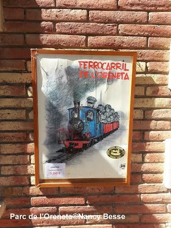 Voyagez stylées : Balade bucolique et en petit train dans le parc de l'Oreneta 02