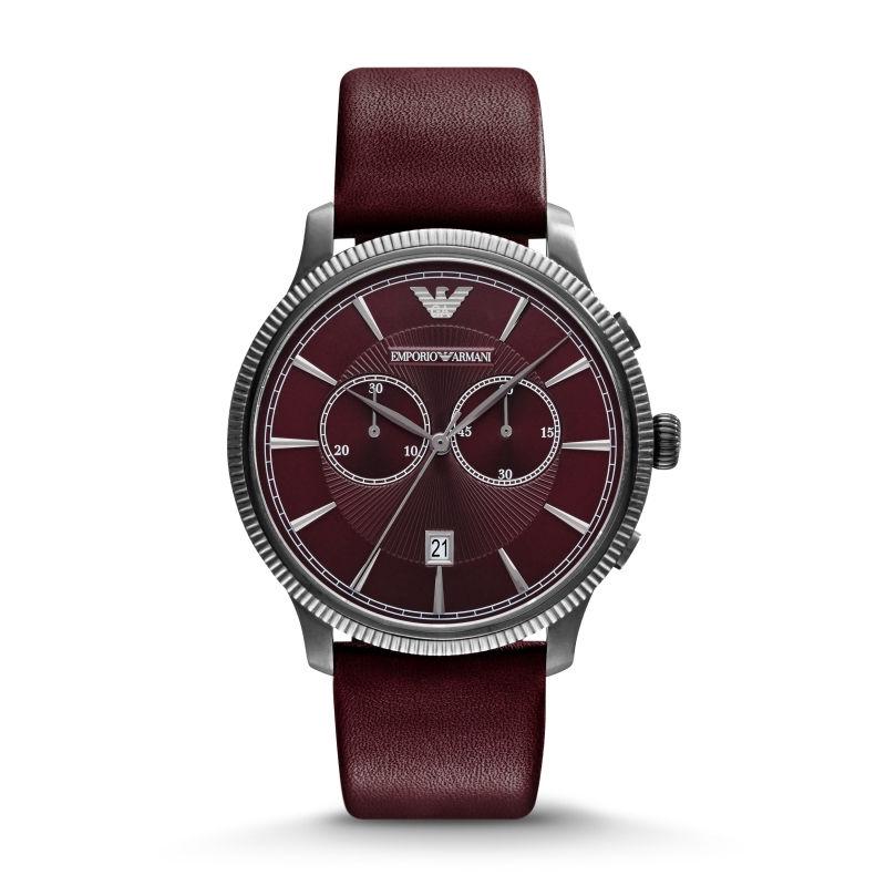 Collection de montres automne 2014 d'Empario Armani