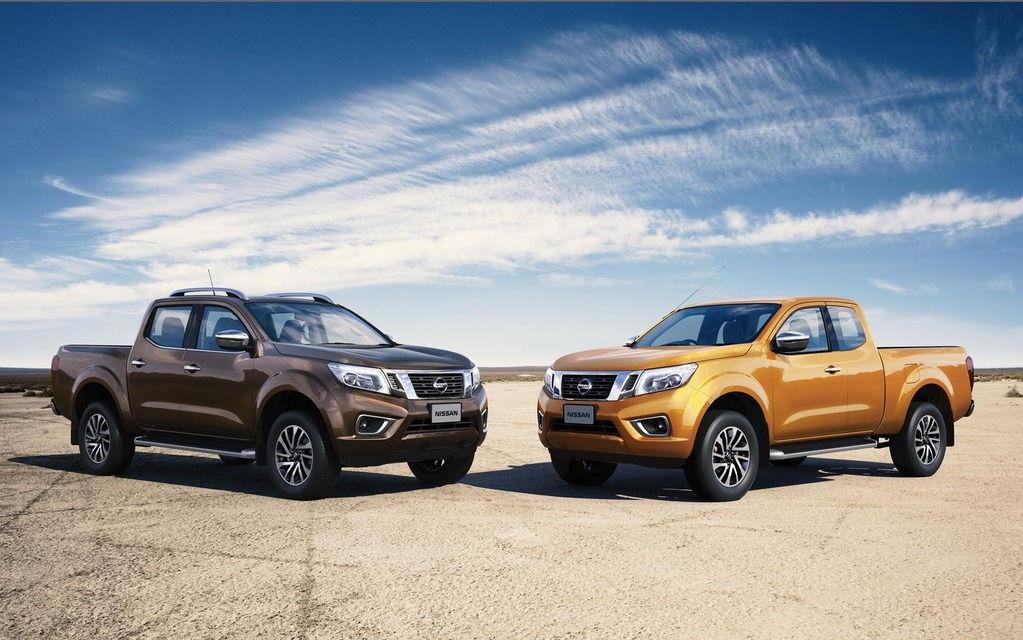 Le Navara de Nissan, un Frontier élégant !