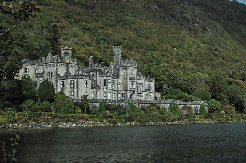 Le Château de Kylemore en Irlande