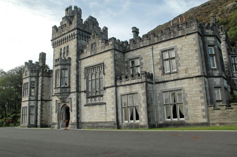 Découvrir le Château de Kylemore
