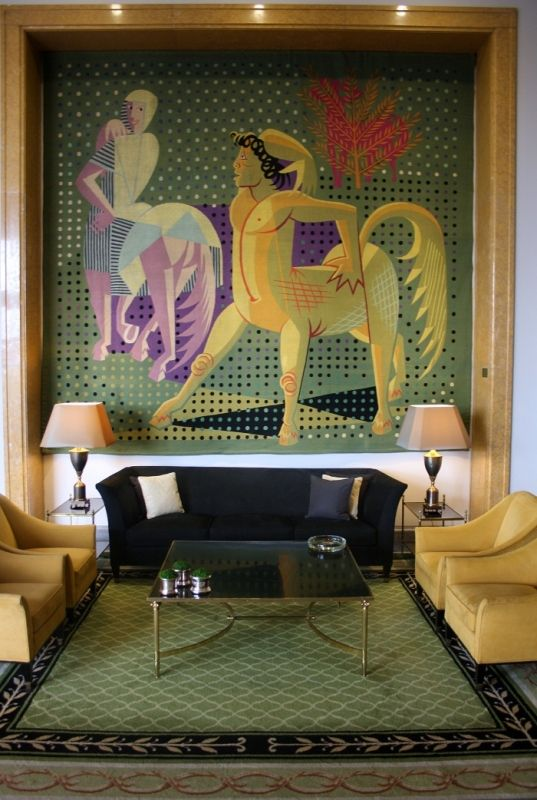 L'Hôtel Four Seasons Ritz à Lisbonne