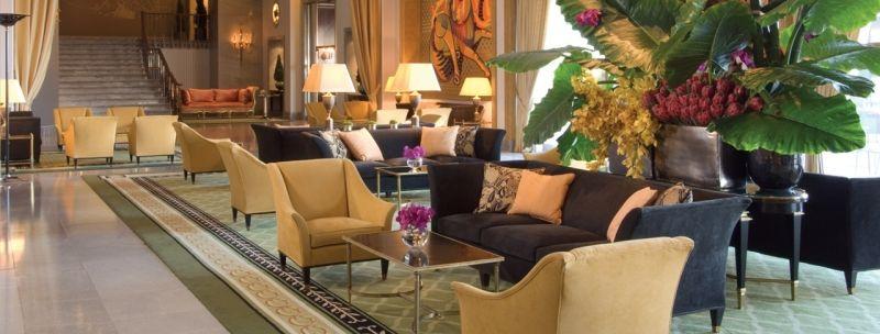 Salons dans le lobby