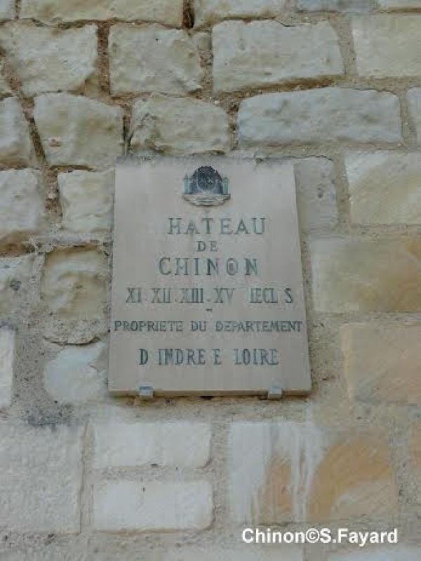 Virée à Chinon
