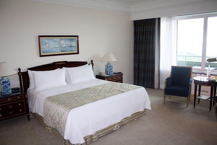 Notre chambre à l'hôtel Fairmont le Château Frontenac à Québec