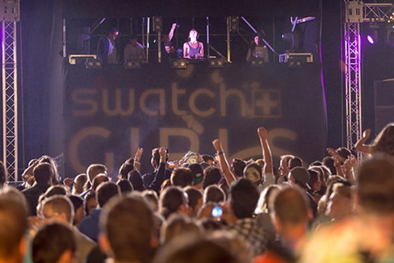 Concerts au programme de ce Swatch Girls pro France