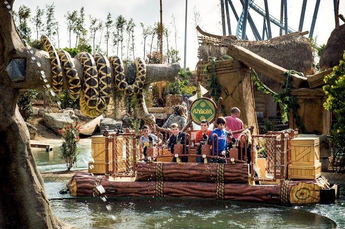Petits et grands vont adorer les nouvelles attractions de Portaventura
