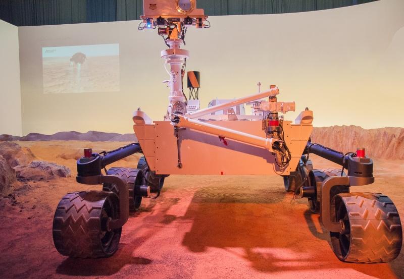 Un robot pour la lune