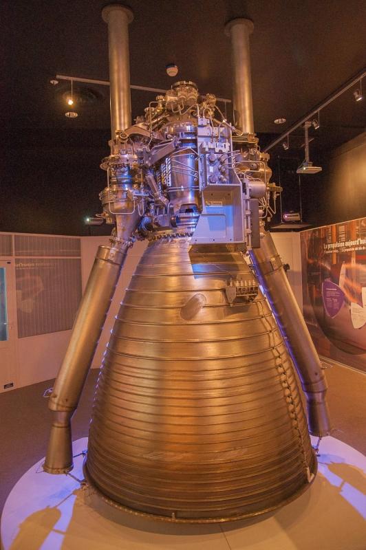 De nombreuses attractions à tester à la Cité de l'Espace à Toulouse