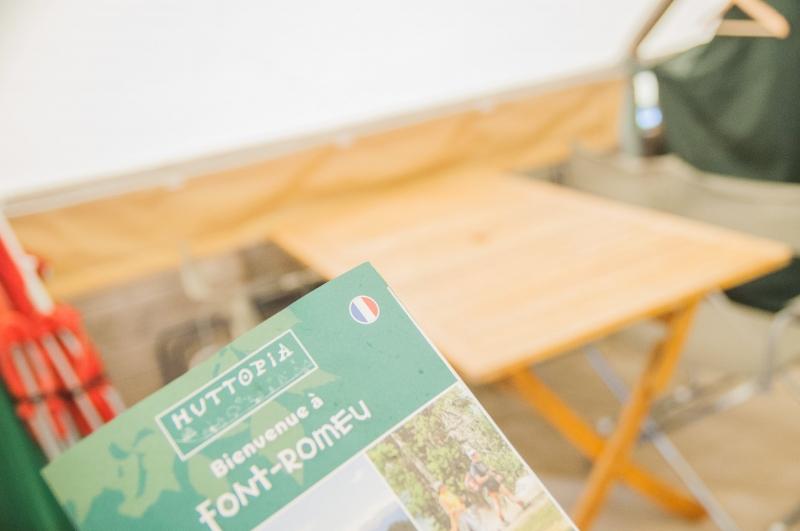 Un plan de la région pour visiter les Pyrénées