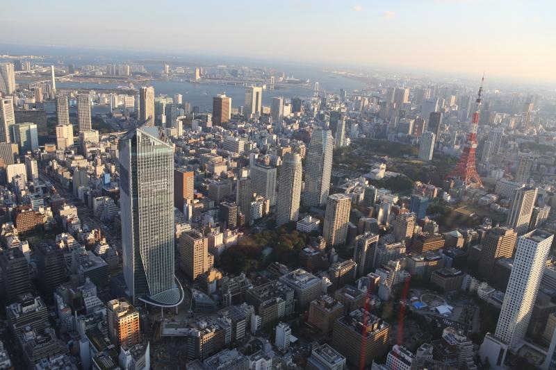 Le Andaz Tokyo Toranomon Hills à Tokyo