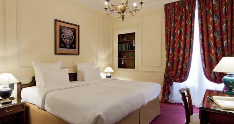 Une autre suite du Hilton Hôtel à Paris