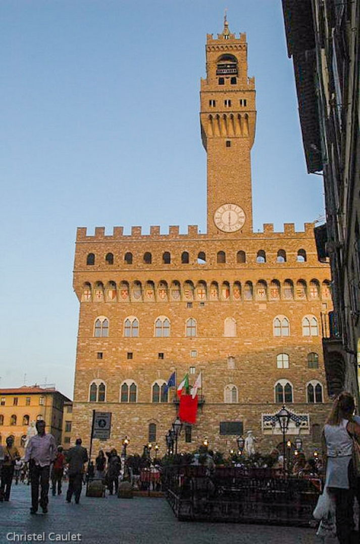La basilique de Florence