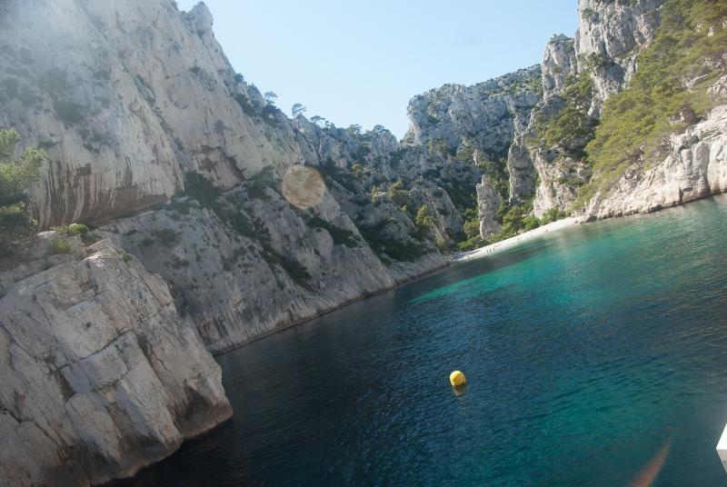 Espaces naturels renversants non ? Les Calanques de Marseille