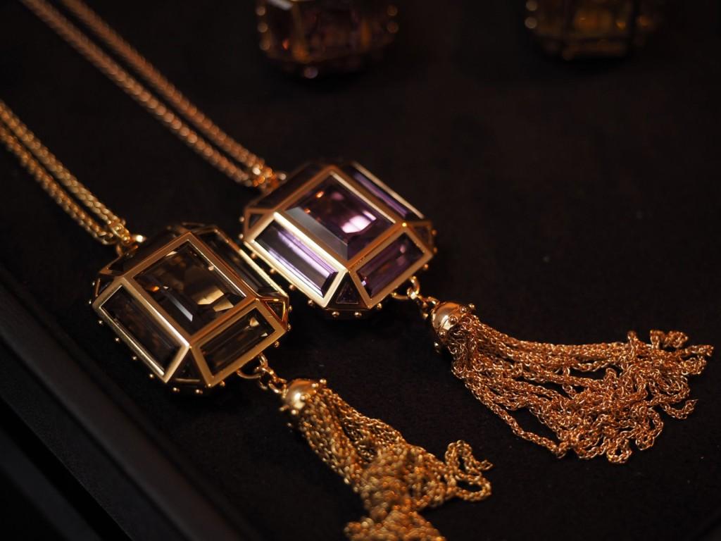 Une des pièces de la Collection Emprise de Louis Vuitton