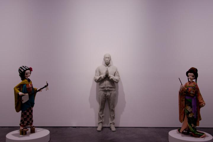 Des sculptures mises à l'honneur par Pharrell Williams