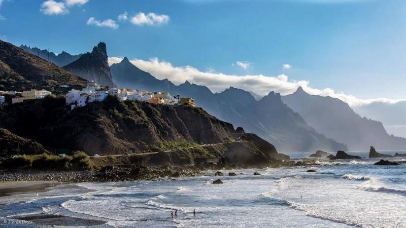 Des vues impressionnantes sur les îles Canaries
