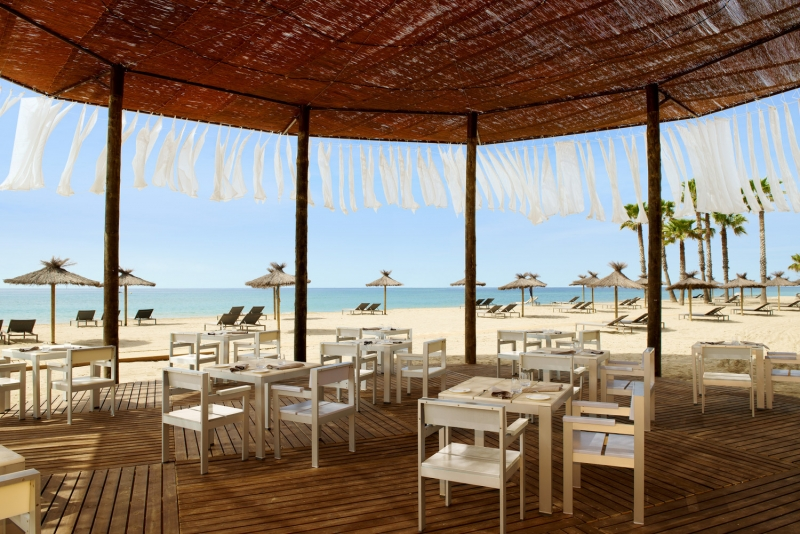 Plage au Méridien Ra Beach Hôtel & spa à San Salvador