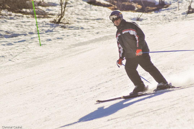 Skier à Peyragude