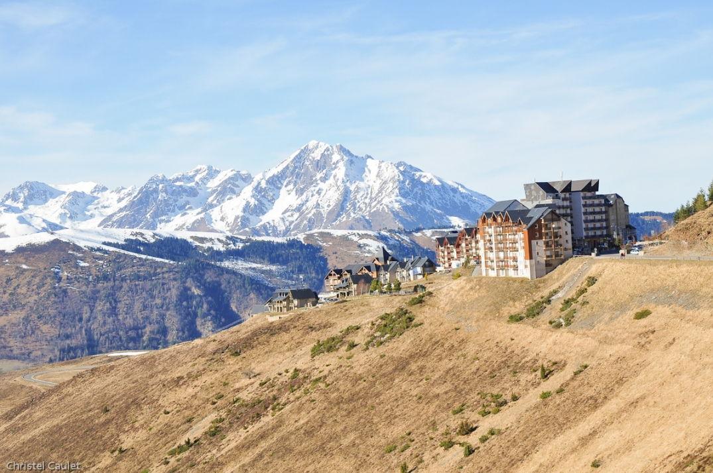 Peyragude la station de ski familiale des Pyrénées