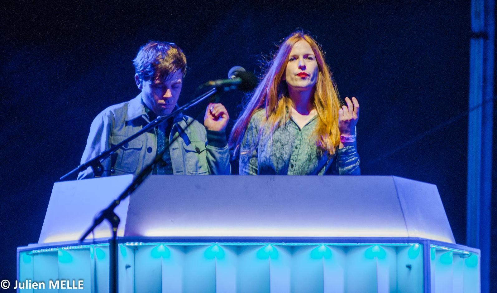 Big Festival : Metronomy en concert