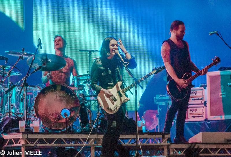 Big Festival : Placebo en concert