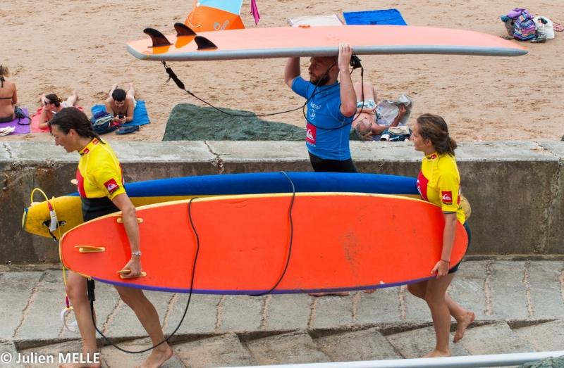 Les surfeurs à l'honneur du Big Festival