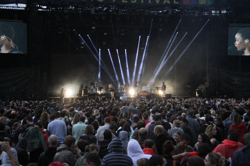 Photo officielle J. BInet Big Festival