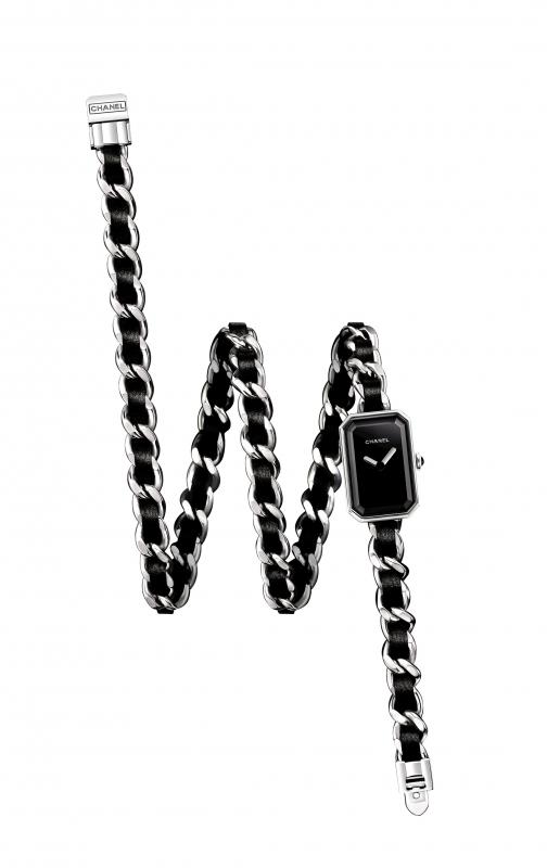 Bracelet chaine d'une montre chanel