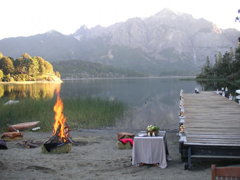 Llao Llao Luxury Hotel & Resort Golf Spa de Bariloche en Argentine