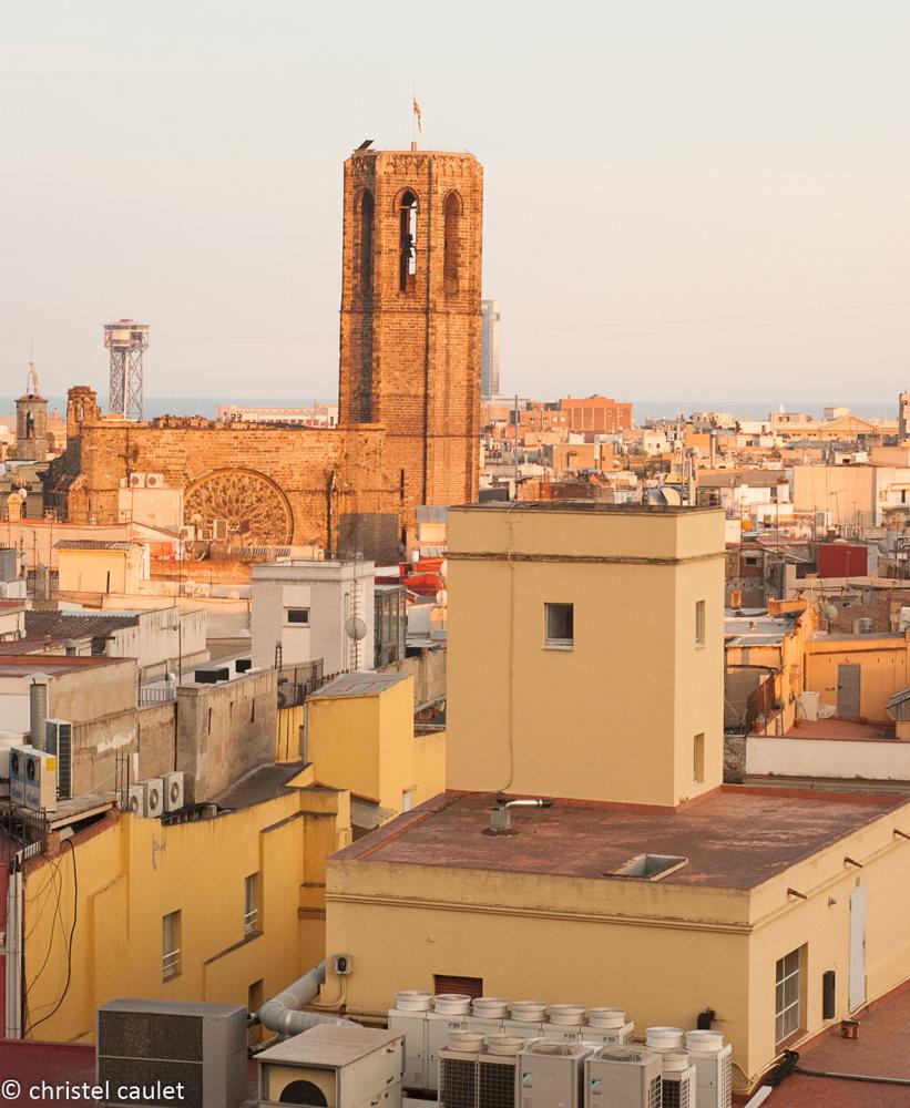 Hôtel les Citadines à Barcelone