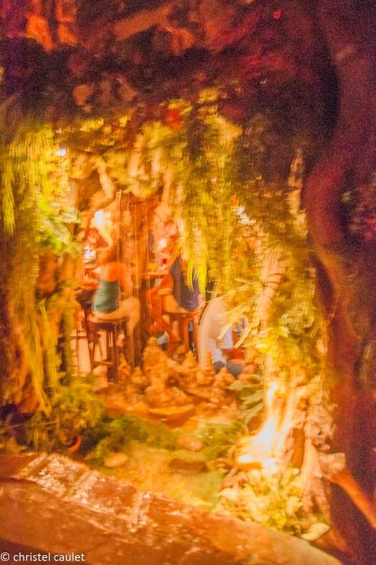 El Bosc de les Fades à Barcelone
