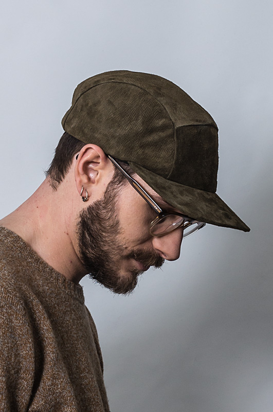 Neypo, la casquette de luxe made in France