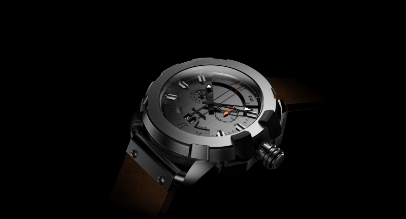 La collection montres de luxe Diesel Swiss Made