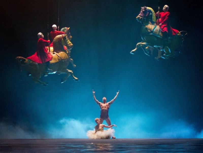 O du Cirque du Soleil au Bellagio