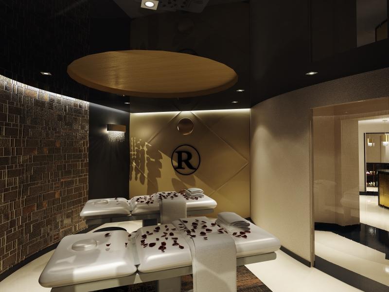 Le spa du Régina hôtel à Biarritz