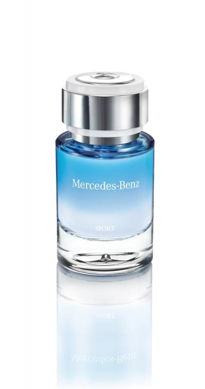 Mercedes-Benz Sport for Men se positionne sur le parfum de luxe