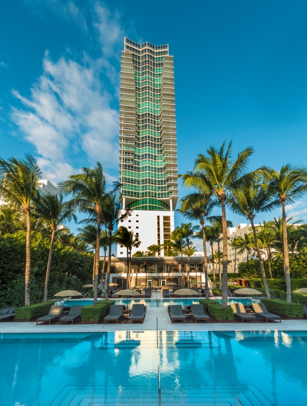 Hôtel The Setai à Miami