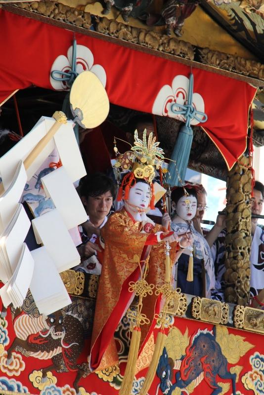 Gion Matsuri, symbole de la culture traditionnelle nippone