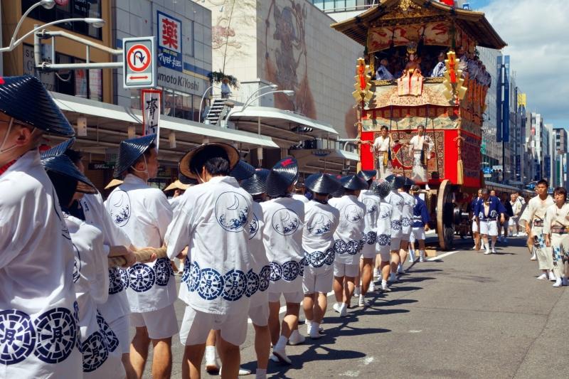 Selon l'histoire, le premier festival a eu lieu en 869