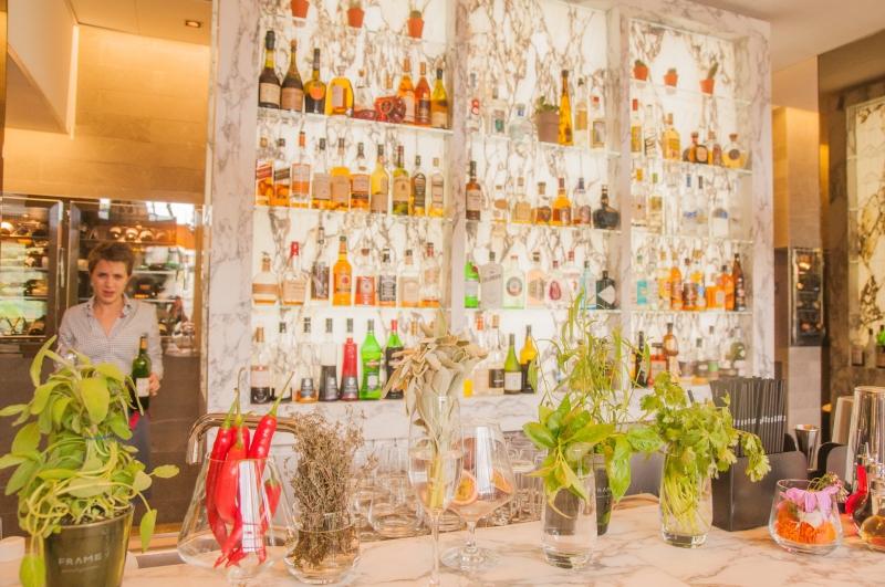 Le bar le Fra/me