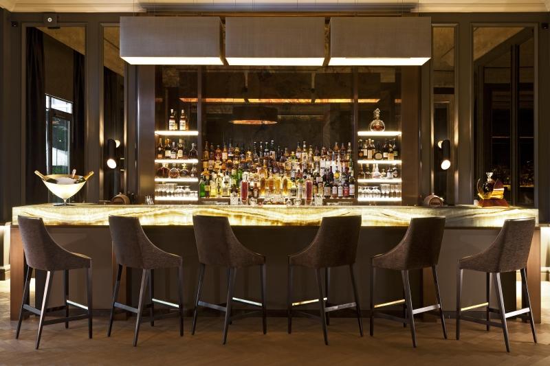 Le bar du Beau-Rivage Palace Lausanne élu « Meilleur Hôtel de Ville en Suisse »