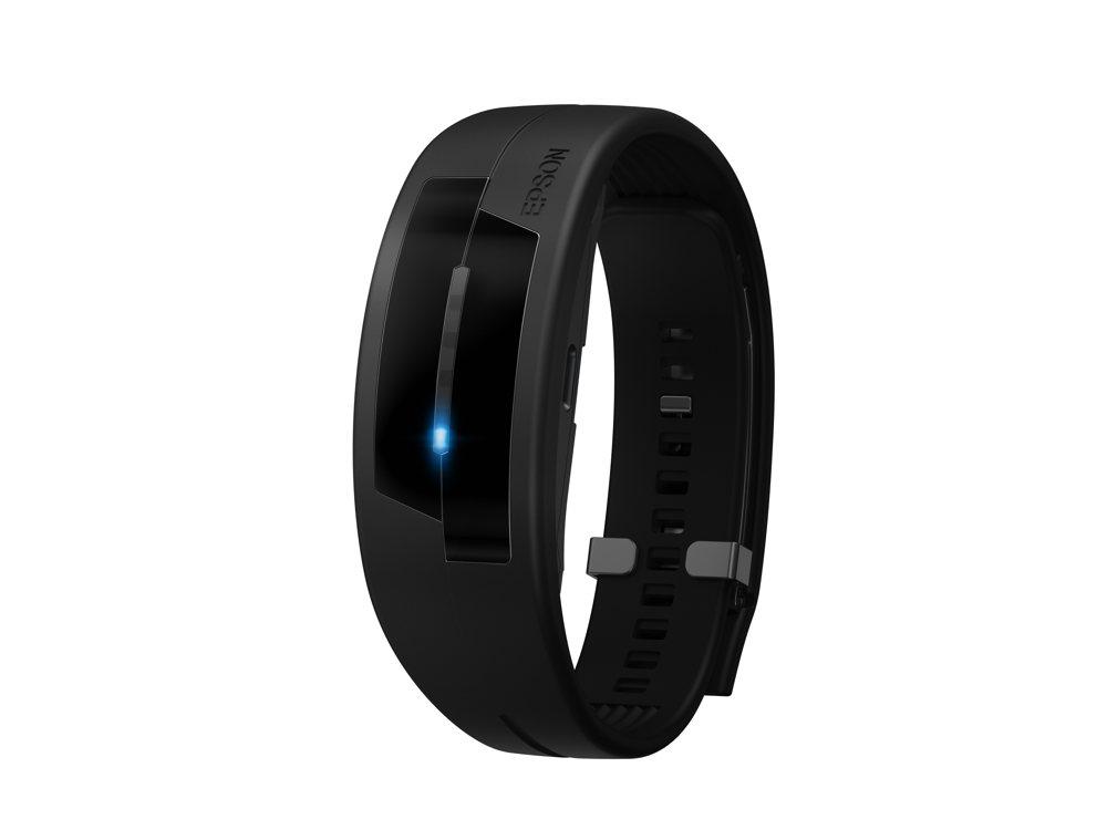 Pulsense, le bracelet connecté d'Epson