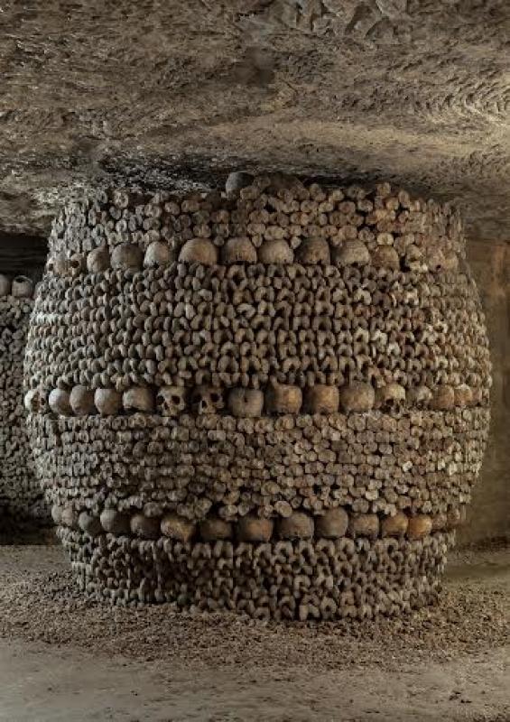 © Eric Emo Musée Carnavalet - Catacombes Roger-Viollet