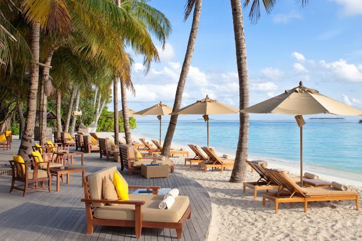 Des plages de rêves aux Maldives