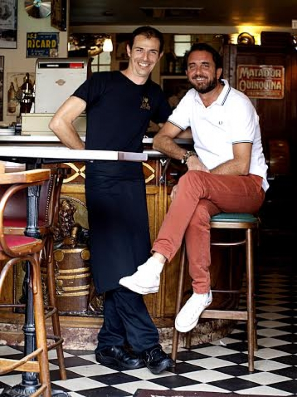 Prendre un verre à la brasserie Authié à Toulouse